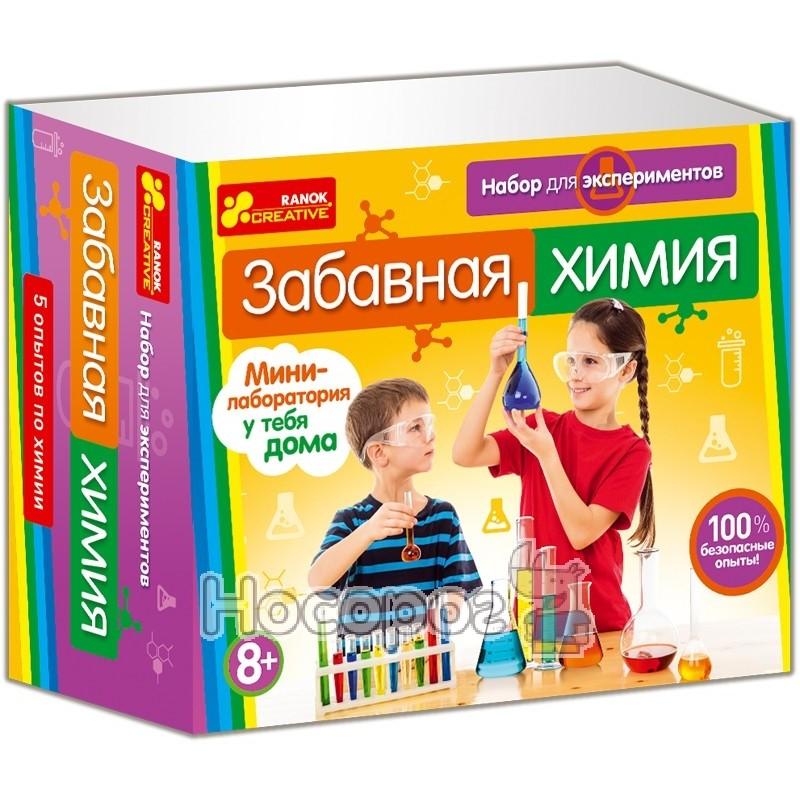 """Фото Набор для экспериментов """"Забавная химия"""" (0308)"""