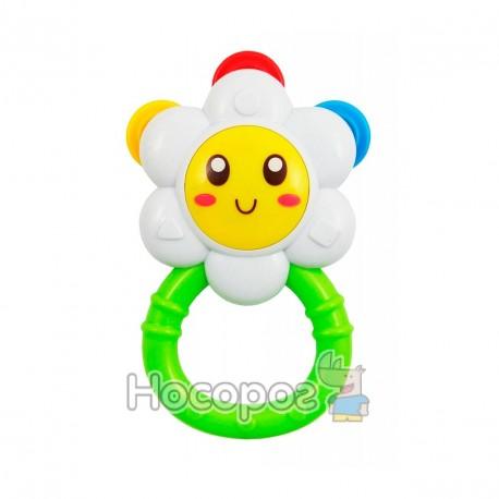 Фото Игрушка пластиковое PL400060 Лягушка / PL400061 Зайчик / PL 400062 Цветок
