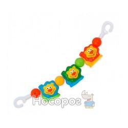 Игрушка для коляски Львы 63002A