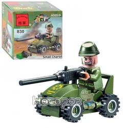 """Конструктор """"Brick"""" """"Артилерист"""" 830"""