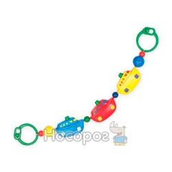 Игрушка для коляски Кораблики KALE-153