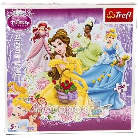 """Пазл контурный """"Прекрасные Принцессы"""" Disney"""