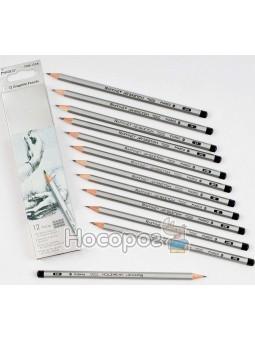 Олівці графітні Marco 7000-12CB