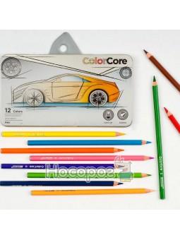 Олівці кольорові Marco 3100-12TN ColorCore