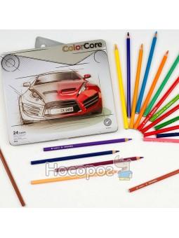 Карандаши цветные Marco 3100-24TN ColorCore