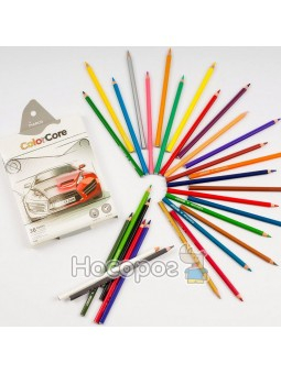 Карандаши цветные Marco 3100-36CB ColorCore