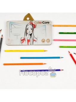 Олівці кольорові Marco 3130-12TN ColorCore