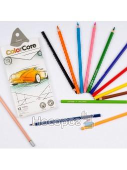 Карандаши цветные Marco 3100-12CB ColorCore