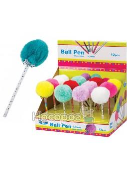 Ручка шариковая Centrum POMPON 86923
