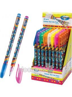 "Ручка гелева Centrum ""Glitter Metallic"" в асортименті (83884)"