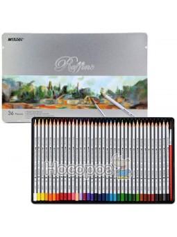 Олівці кольорові Marco Акварель 7120-36TN