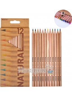 Карандаши цветные Marco 12 цветов 6400-12CB N