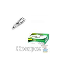 Скріпки 4Office 4-320 25мм, трикутні (100шт) (04101140)