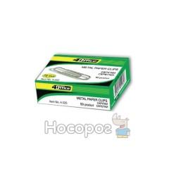 Скріпки 4Office 4-325 78мм, (50шт) (04101190)