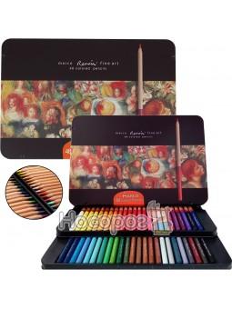 Олівці кольорові Marco Fine Art-48TN