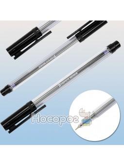 Ручка масляная Hiper Genius HO-120 0,7 мм черная