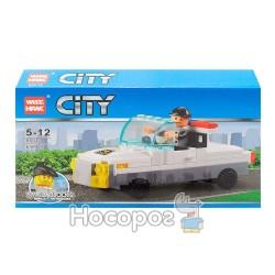 """Конструктор """"CITY"""" """"Автомобиль"""" 85012"""