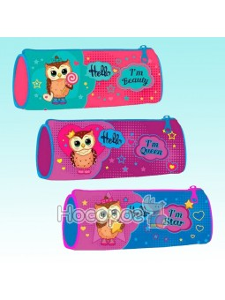 Пенал-косметичка WL-7142 Sweet Owls