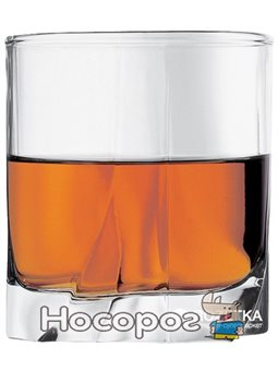 Набор низких стаканов для виски Pasabahce Luna 370 мл 6 шт (42348-Б н-р)