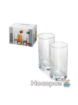 Набор стаканов высоких 290 мл 6 шт Pasabahce Триумф 41630