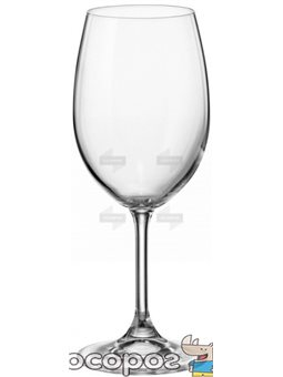 Набор бокалов для красного вина Bohemia Sylvia (Klara) 350 мл 6 пр (4S415/00000/350)