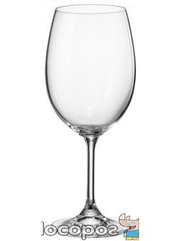 Набор бокалов для красного вина Bohemia Sylvia (Klara) 450 мл 6 пр (4S415/00000/450)