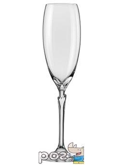 Набор фужеров свадебных для шампанского Bohemia Lilly 220 мл 2 пр (40768/220/2)