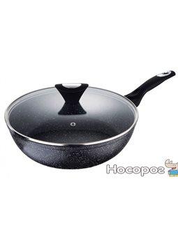 Сковорода-вок Bergner 280 мм (BG-8416-MBB)
