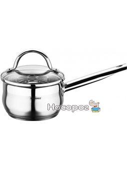 Ковш Bergner Gourmet с крышкой 1.3 л (BG-6502L)