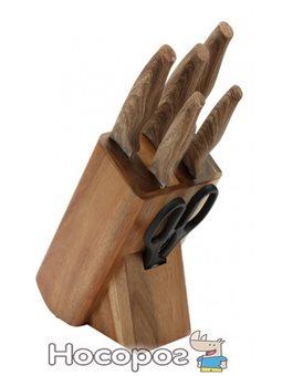 Набор ножей Bergner Nature 7 предметов (BG-9085-MM)