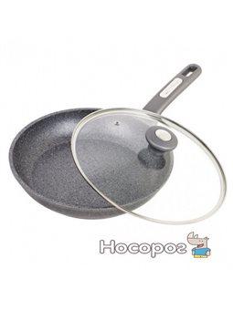 Сковорода Kamille 26 см Серая (KM-4272GR)