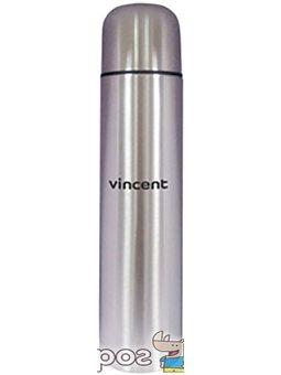 Термос Vincent 1 л Сріблястий (VC-1522-10)
