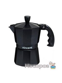 Кавоварка гейзерная 3 чашки Vincent VC-1366-300