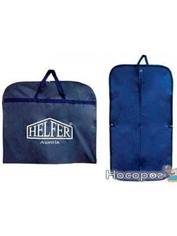 Чехол Helfer для одежды 112x60 см Темно-синий с голубым (61-49-018)