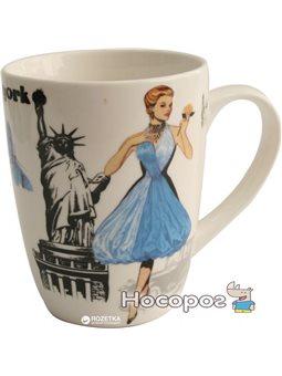 Кружка Astera New York Style 335мл (A0420-010G)