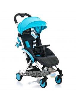 Коляска прогулянкова Babyhit Amber Plus - Blue Black 30164
