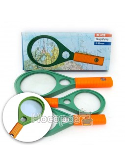 Лупа Magnifying 7816-50G 2 лінзи d-50mm + d-15mm