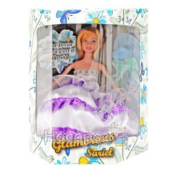 Кукла с аксессуарами 9918-С
