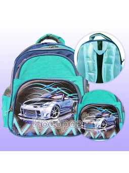 Рюкзак детский, Машина, Magic 972505