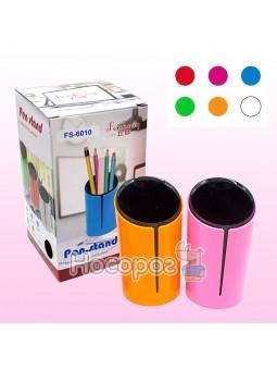 Стакан для ручек ,пластиковый, FS-6010, 561261