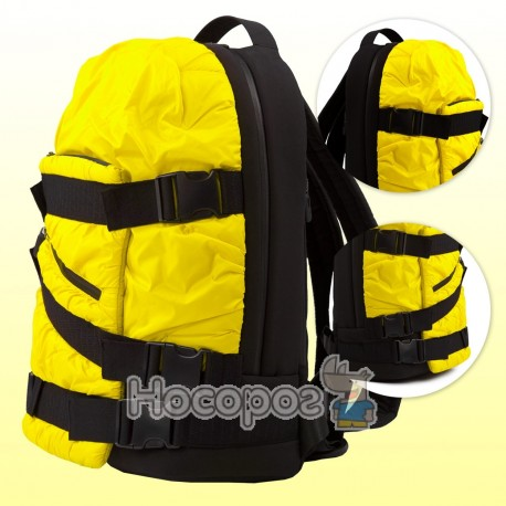 Ранец для мамы Anex Backpack YELLOW Q/АС b03 flame