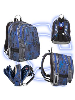 Школьный рюкзак TopGal LYNN 18005 B