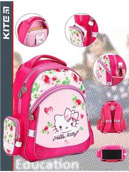 Рюкзак шкільний Kite HK17-521S Hello Kitty