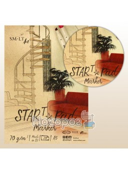 Склейка для маркеров STAR T А4 SMILTAINIS