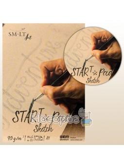 Склейка для ескизов STAR T А4 SMILTAINIS