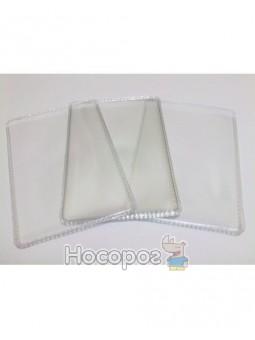 Обложка на банковскую карточку 61-Бк прозрачная 200 мкм (20)