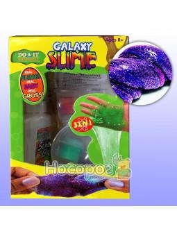 "Игрушка Сделай лизуна ""Galaxy Slime"" №7460"