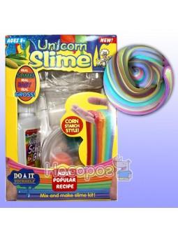 "Игрушка Сделай лизуна ""Unicorn Slime"" №7459"