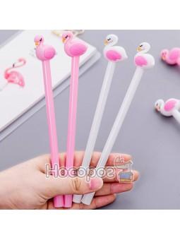 Ручка гелевая Фламинго 3039