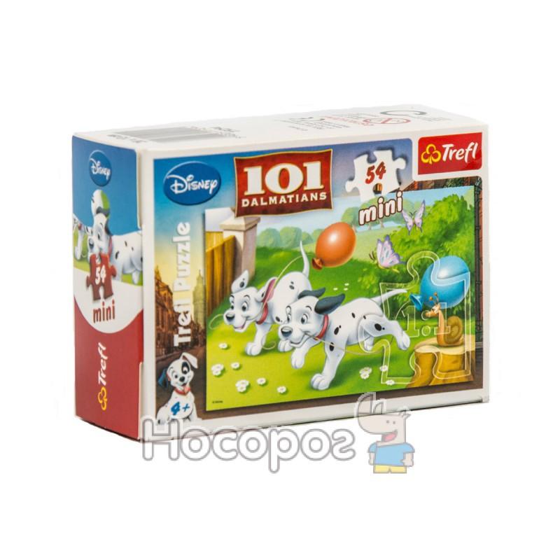"Фото Пазл ""101 Далматинец"" (Disney)"